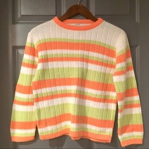 Kingsley Striped Sweater